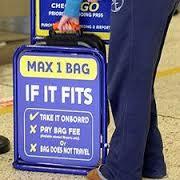 ryanair cartel equipaje