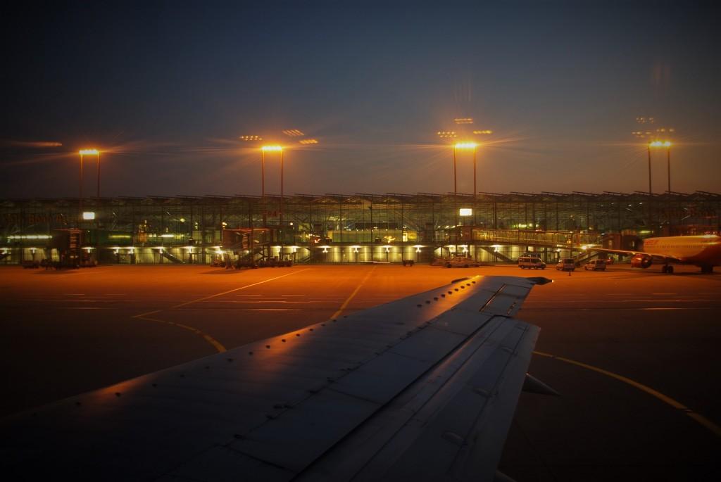 aeropuerto aleman